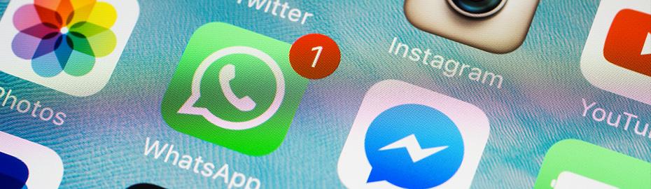 Volksbank Mittelhessen jetzt auch per WhatsApp erreichbar