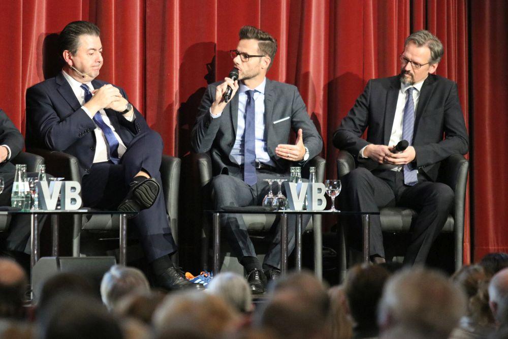 Robert Halver füllt Kongresshalle Gießen, Bild 21