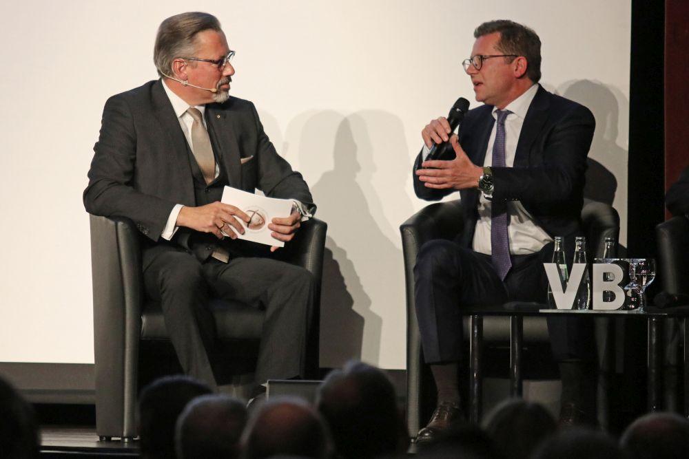 Robert Halver füllt Kongresshalle Gießen, Bild 13