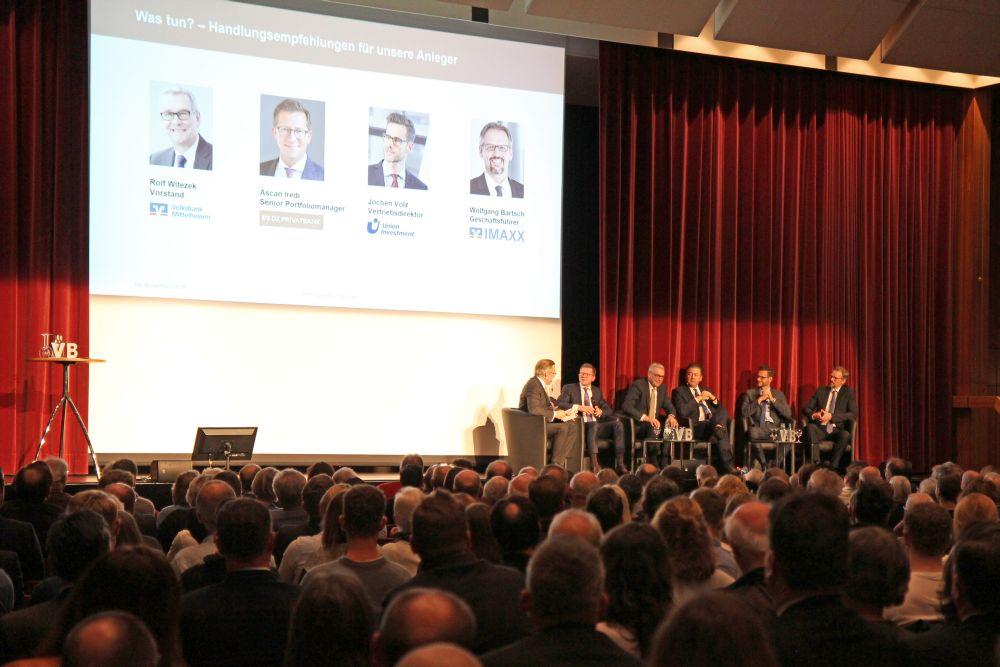 Robert Halver füllt Kongresshalle Gießen, Bild 9