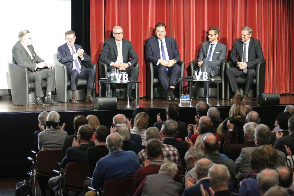 Robert Halver füllt Kongresshalle Gießen, Bild 28