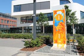 """Kunstprojekt """"Berliner Mauer"""""""