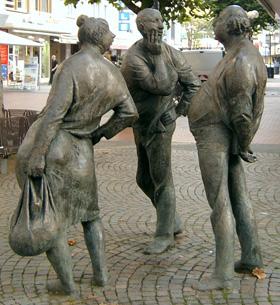 Die drei Schwätzer