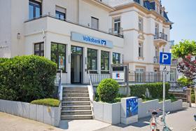 Volksbank Mittelhessen eG, Filiale Bad Nauheim, Bahnhofsallee 9, 61231 Bad Nauheim