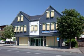 Volksbank Mittelhessen eG, Filiale Burgsolms, Lindenstr. 10-18, 35606 Solms (Burgsolms)
