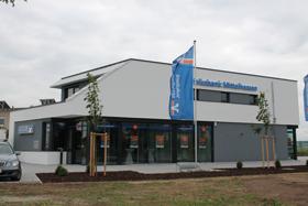 Volksbank Mittelhessen eG, Filiale Giessen-Heerweg, Heerweg 1, 35398 Gießen