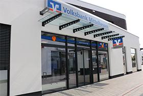 Volksbank Mittelhessen eG, Filiale Karben - Groß-Karben, Homburger Straße 43, 61184 Karben