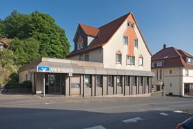 Volksbank Mittelhessen eG, Filiale Homberg, Frankfurter Straße 58, 35315 Homberg/Ohm