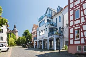 Volksbank Mittelhessen eG, Filiale Laubach, Marktplatz 3, 35321 Laubach