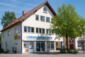 Volksbank Mittelhessen eG, Filiale Nieder-Florstadt, Messeplatz 2, 61197 Nieder-Florstadt