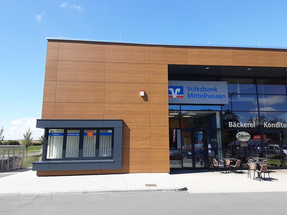 Volksbank Mittelhessen eG, Filiale Nieder-Wöllstadt, Frankfurter Straße 19, 61206 Nieder-Wöllstadt