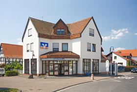 Volksbank Mittelhessen eG, Filiale Bad Nauheim - Steinfurth, Alte Schulstraße 2, 61231 Bad Nauheim
