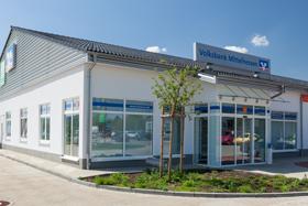 Volksbank Mittelhessen eG, Filiale Lahntal - Sterzhausen, Wittgensteiner Straße 1d, 35094 Lahntal