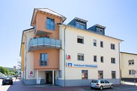 Volksbank Mittelhessen eG, Filiale Weilmünster, Neugasse 1, 35789 Weilmünster