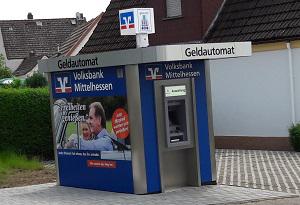 Volksbank Mittelhessen sb-Filiale Alten-Buseck