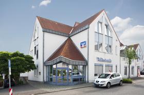 Volksbank Mittelhessen eG, sb-Filiale Wettenberg - Launsbach, Obergasse 6, 35435 Wettenberg