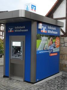 Volksbank Mittelhessen sb-Filiale Staufenberg - Treis