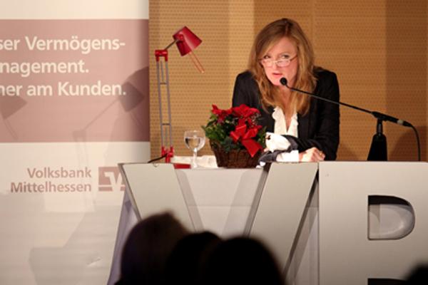 Ladies Night bei der Volksbank Mittelhessen - Volksbank