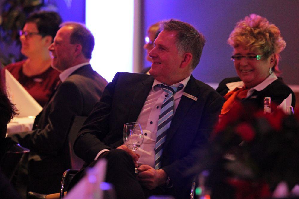 Vorstand der Volksbank Mittelhessen ehrt Jubilare 2016, Bild 26
