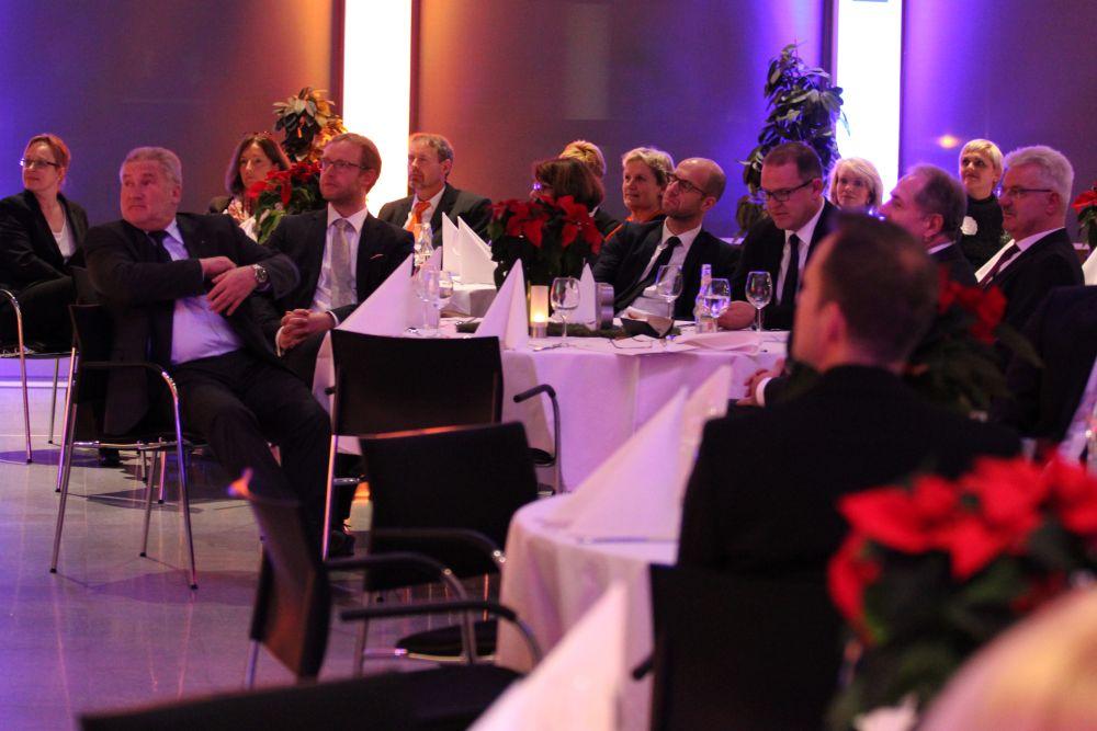 Vorstand der Volksbank Mittelhessen ehrt Jubilare 2016, Bild 8