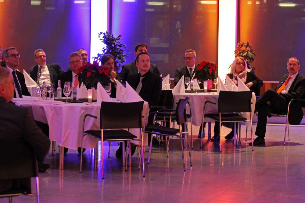 Vorstand der Volksbank Mittelhessen ehrt Jubilare 2016, Bild 6