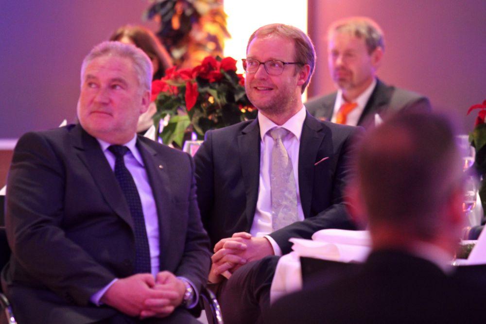 Vorstand der Volksbank Mittelhessen ehrt Jubilare 2016, Bild 23