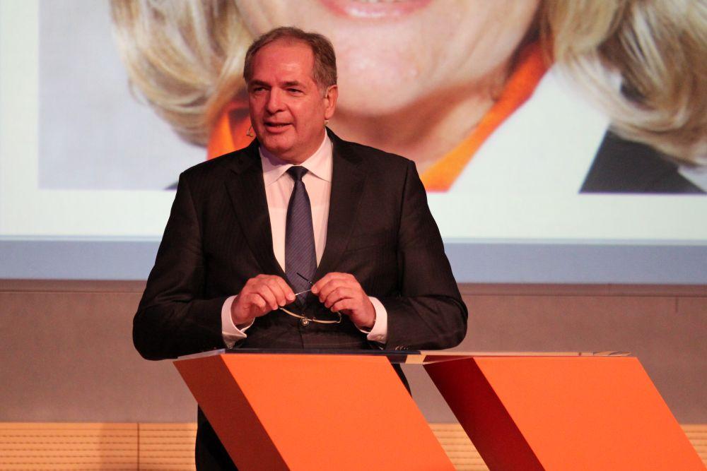 Vorstand der Volksbank Mittelhessen ehrt Jubilare 2016, Bild 28