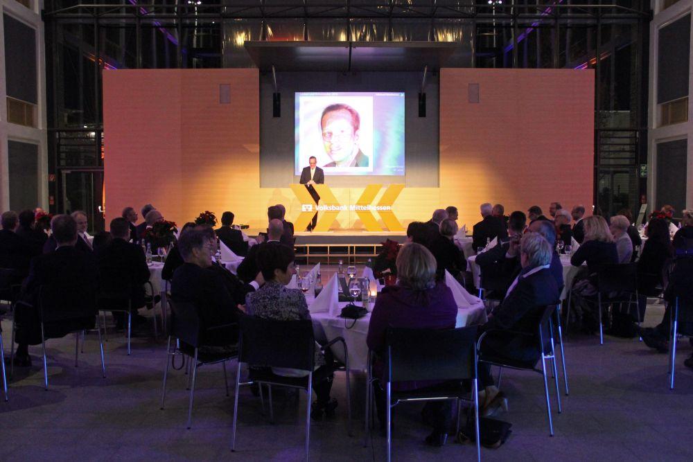 Vorstand der Volksbank Mittelhessen ehrt Jubilare 2016, Bild 15