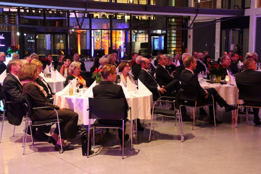 Vorstand der Volksbank Mittelhessen ehrt Jubilare 2016, Bild 34