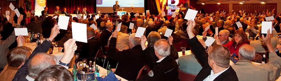 Vetreterversammlung 2016