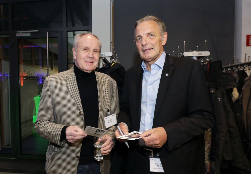 Eintracht Frankfurt zu Gast im Forum der Volksbank Mittelhessen, Bild 21