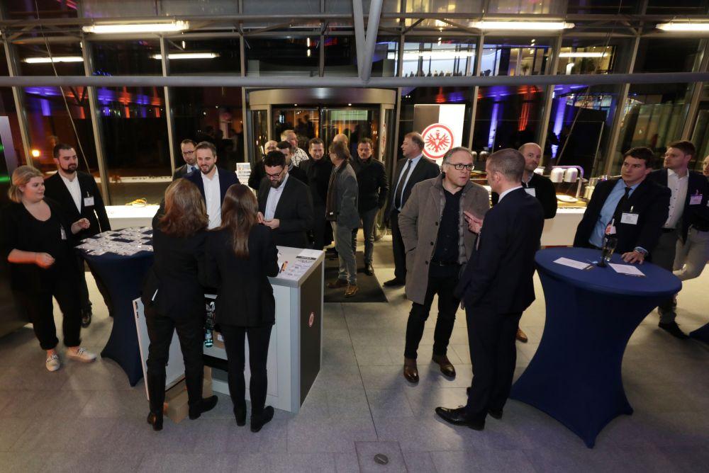 Eintracht Frankfurt zu Gast im Forum der Volksbank Mittelhessen, Bild 9