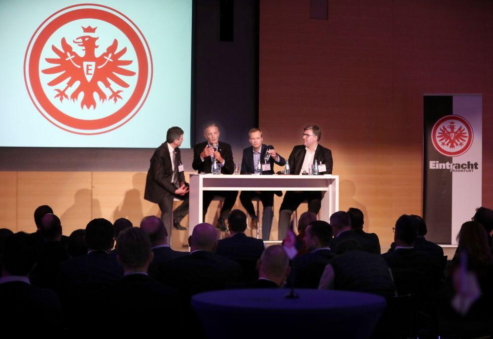 Eintracht Frankfurt zu Gast im Forum der Volksbank Mittelhessen, Bild 49