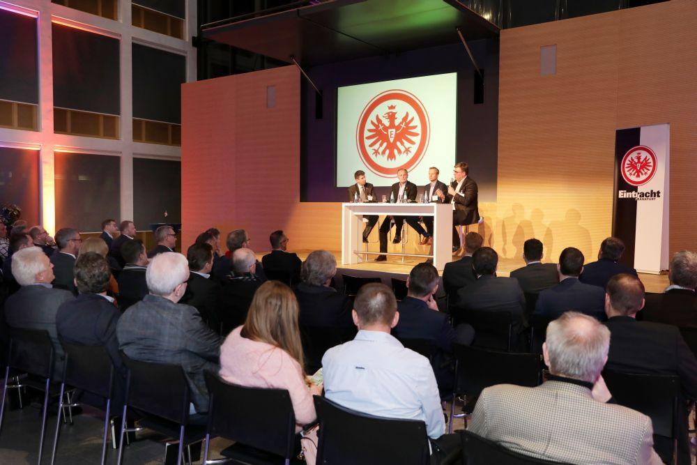 Eintracht Frankfurt zu Gast im Forum der Volksbank Mittelhessen, Bild 48