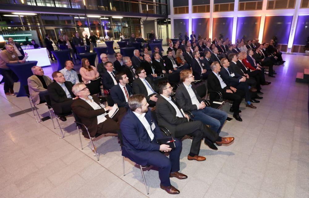 Eintracht Frankfurt zu Gast im Forum der Volksbank Mittelhessen, Bild 34