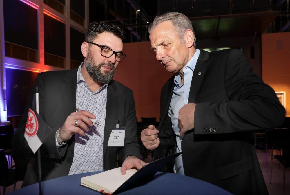 Eintracht Frankfurt zu Gast im Forum der Volksbank Mittelhessen, Bild 75