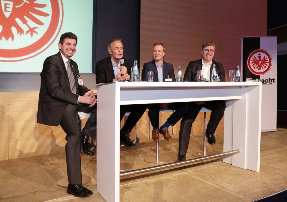 Eintracht Frankfurt zu Gast im Forum der Volksbank Mittelhessen, Bild 53