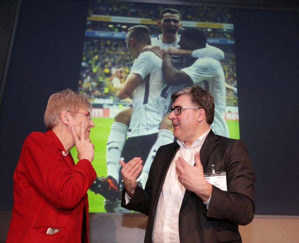 Eintracht Frankfurt zu Gast im Forum der Volksbank Mittelhessen, Bild 63