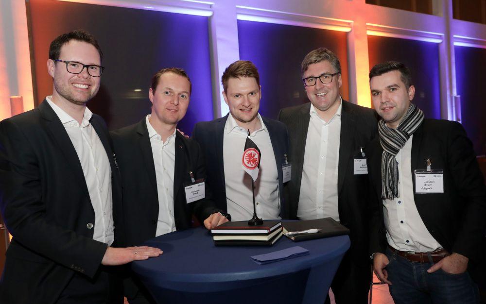 Eintracht Frankfurt zu Gast im Forum der Volksbank Mittelhessen, Bild 72