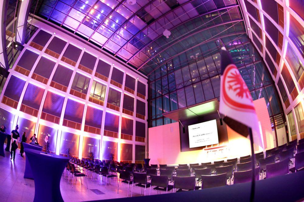 Eintracht Frankfurt zu Gast im Forum der Volksbank Mittelhessen, Bild 5