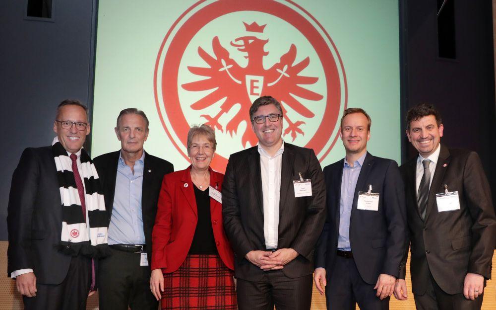 Eintracht Frankfurt zu Gast im Forum der Volksbank Mittelhessen, Bild 61