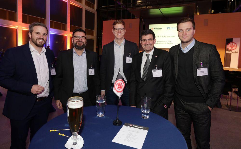 Eintracht Frankfurt zu Gast im Forum der Volksbank Mittelhessen, Bild 15