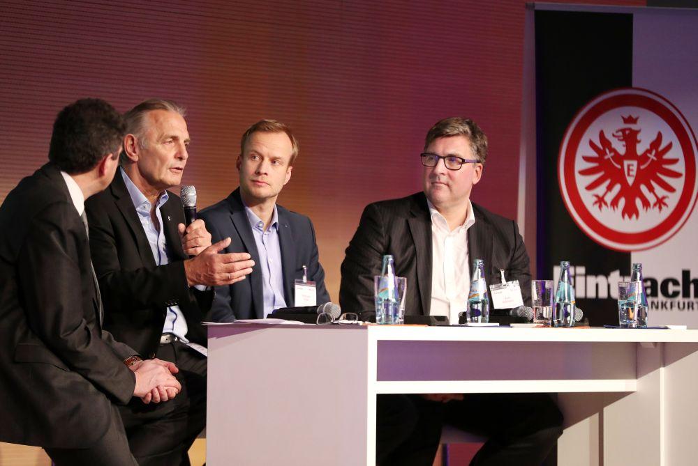 Eintracht Frankfurt zu Gast im Forum der Volksbank Mittelhessen, Bild 50