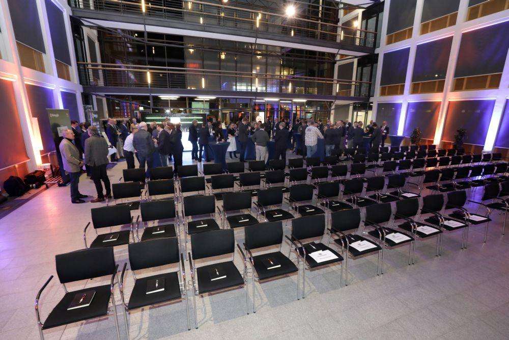Eintracht Frankfurt zu Gast im Forum der Volksbank Mittelhessen, Bild 24