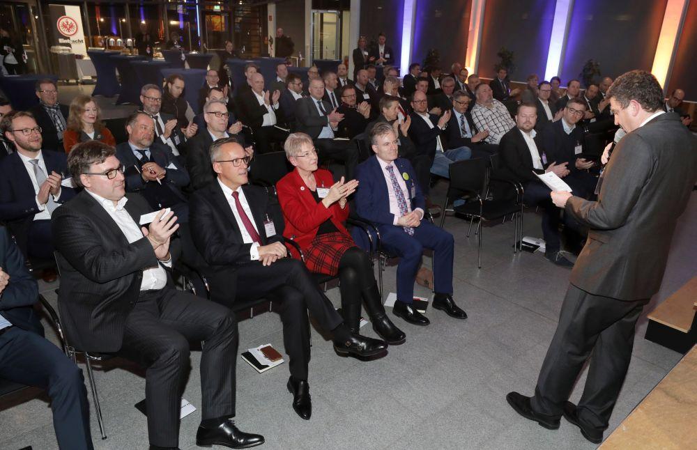 Eintracht Frankfurt zu Gast im Forum der Volksbank Mittelhessen, Bild 35