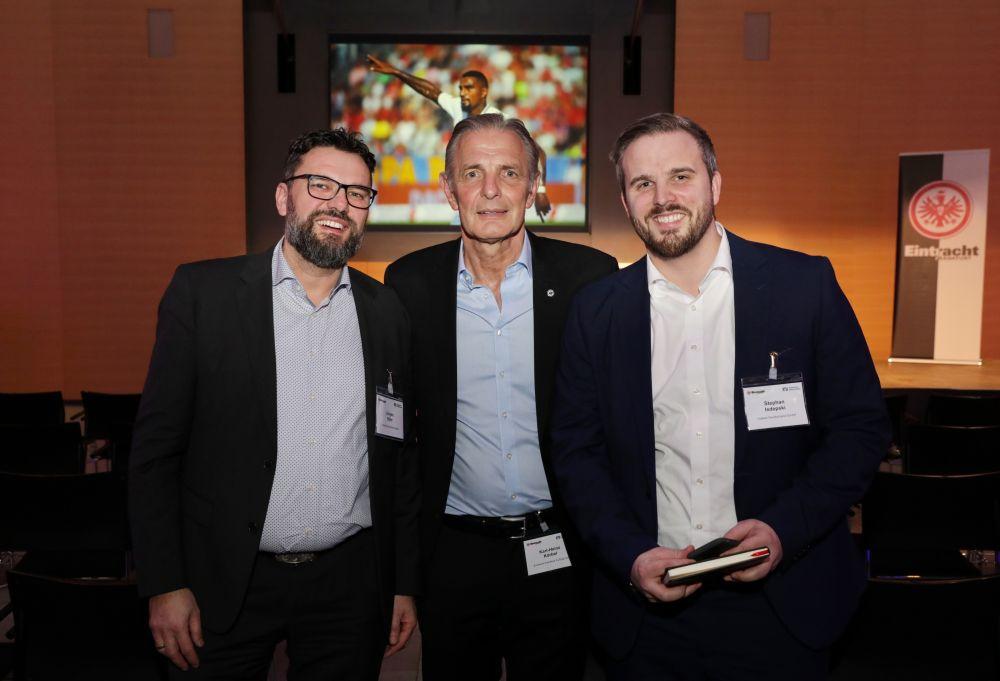 Eintracht Frankfurt zu Gast im Forum der Volksbank Mittelhessen, Bild 73