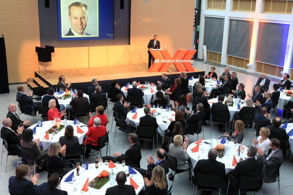 Jubilare der Volksbank Mittelhessen 2017, Bild 33