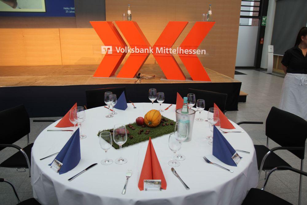 Jubilare der Volksbank Mittelhessen 2017, Bild 2