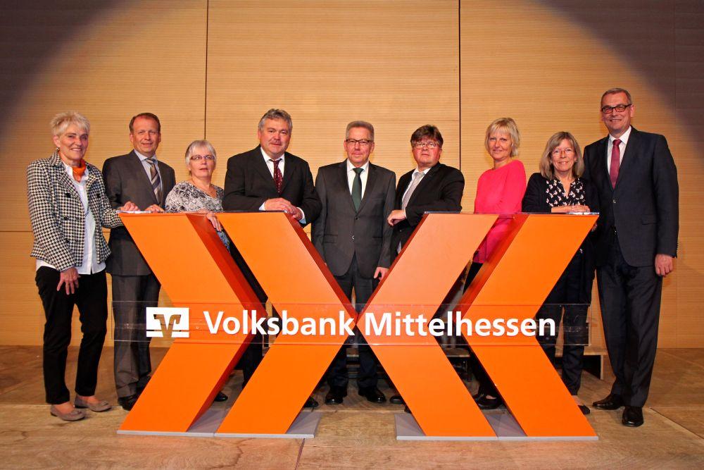 Jubilare der Volksbank Mittelhessen 2017, Bild 92