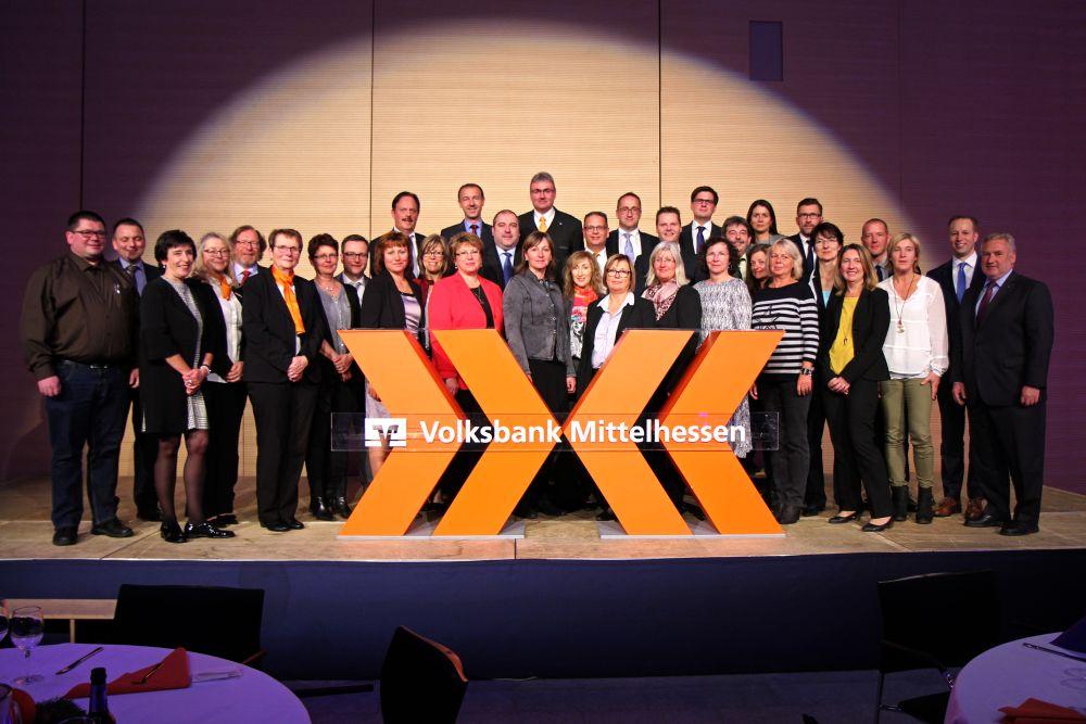 Jubilare der Volksbank Mittelhessen 2017, Bild 91